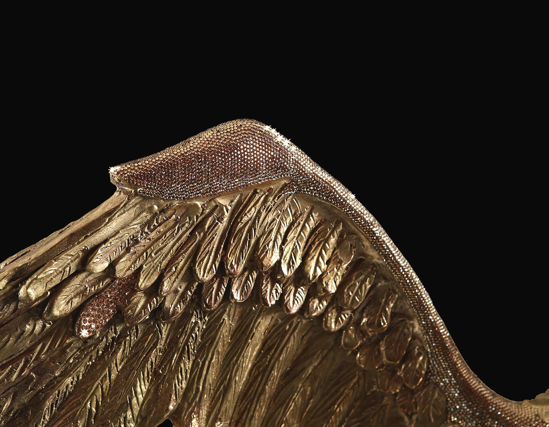 Brilliant Falcon by FP Art